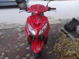 Bán xe Yamaha Novo 2pha Nhat xịn mầu đỏ cực đẹp và độc gía 5,8triệu còn tốt
