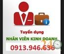 Tp. Hồ Chí Minh: Công ty khăn lông cao cấp Thịnh Vinh tuyển nhân viên kinh doanh CL1314786