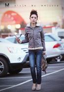 Tp. Hồ Chí Minh: Quần Jean nữ năng động, sành điệu của thời trang Tianmu 399k CL1362070