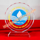 Tp. Hà Nội: nhận sản xuất kỷ niệm chương pha lê, chuyên sản xuất cúp pha lê, biểu trưng CL1167717P6