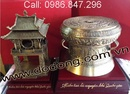 Tp. Hồ Chí Minh: Qùa tặng trống đồng–Trống đồng đúc-Bán trống đồng-Gía trống đồng lưu niệm–Trống CL1315987