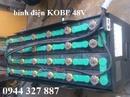 Tp. Hồ Chí Minh: bình acquy kobe 48V xe nâng điện đứng lái 1,5 tấn CL1316871