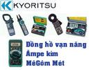 Tp. Hà Nội: Kyoritsu 4140 - K4140 - Megomet đo điện trở đất 4140 CL1316871
