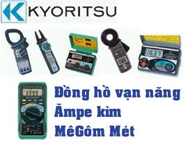Thiết bị đo dòng dư 5406 - K5406 - Kyoritsu 5406