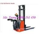 Tp. Hà Nội: Xe nâng điện đứng lái hiệu Novelltek-Taiwan CL1323601P6