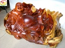 Tp. Hồ Chí Minh: Phật Di Lặc gỗ hương (PL271) CL1323473