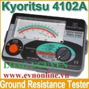 Tp. Hà Nội: Kyoritsu 4102A - Đồng hồ đo điện trở đất 4102A - K 4102A CL1316871