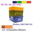 Tp. Hà Nội: Rổ nhựa_rổ nhựa công nghiệp_rổ nhựa có bánh xe_rổ nhựa đan-Giá rẻ-096500544 CL1323601