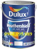 Tp. Hồ Chí Minh: Cần mua sơn dulux chính hãng giá rẻ nhất, sơn dulux weatheshield giá rẻ nhất CUS24862