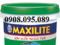 [1] Cần mua sơn maxilite trong nhà giá rẻ nhất tphcm, sơn maxilite giá rẻ nhất