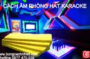 Tp. Hồ Chí Minh: Vật liệu cách âm karaoke, bar, nhà hàng tiệc cưới, phòng họp hội nghị CAT17_134