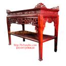 Bắc Ninh: Ân gian ,Bàn thờ tứ linh minh móc ST01 CL1317491P7