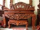 Bắc Ninh: Bàn thờ tứ linh ,Đồ gỗ Đồng Kỵ MS ST21 CL1317491P7