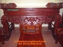 Bắc Ninh: Bàn thờ tứ linh ,Sập thờ Hổ Phù ST22 CL1317491P7