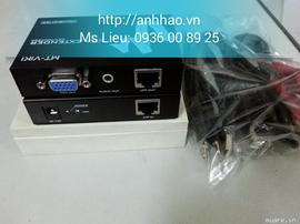 Bộ kéo dài tín hiệu cáp hdmi 100m bằng cáp mạng Lan cat5, cat6. Giá tốt nhất