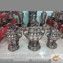 Tp. Hồ Chí Minh: Nơi bán đỉnh đồng thờ cúng, lư hương đồng, đèn đồng, lọ hoa lục bình CL1399521