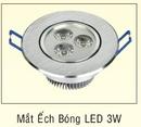 Bình Định: Bán đèn mắt ếch 3w, bán đèn chùm pha lê nến 12 bóng, bán đèn thả, đèn soi tranh CL1114194P11