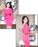 Tp. Hồ Chí Minh: Đầm ôm tay dài cao cấp CL1363201P11
