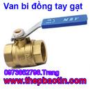 Tp. Hồ Chí Minh: Van bi đồng tay gạt MBV - PN16 Dn100- F114 CL1358541P7