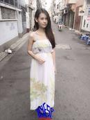 Tp. Hồ Chí Minh: Đầm hotgirl 158PĐầm maxi 2 dây họa tiết hoa lá ( 19099 ) CL1363201P11