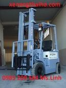 Tp. Hồ Chí Minh: Bán gấp xe nâng điện giá rẻ, xe TCM ngồi lái 4 bánh 1,5 tấn CL1332774
