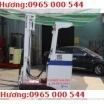 Tp. Đà Nẵng: Xe nâng điện cũ đứng lái sumito tải trọng 1,5T, nâng cao 3m, giá rẻ, 0965000544 CL1332774