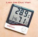 Tp. Hồ Chí Minh: @@@ NHiệt kế ẩm kế điện tử JR913-nhà ở, VP, kho hàng, phòng máy IT CL1162878