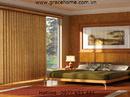 Tp. Hà Nội: Rèm gỗ lá dọc cao cấp Gracehome - Mành sáo gỗ lá dọc cao cấp CL1111008