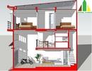 Tp. Hồ Chí Minh: Bán nhà 100m2 giá 819 triệu, 3 tầng tại huyện nhà bè, đường huỳnh tấn phát. CL1336921