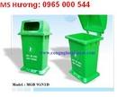Tp. Hồ Chí Minh: Bán buôn bán lẻ thùng rác các loại, thùng rác công cộng 100L-1100L, gia re nhất RSCL1017202