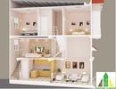 Tp. Hồ Chí Minh: Nhà Mới, 3 Tầng, 3 Phòng Ngủ, Đường 6M, Huỳnh Tấn Phát, Sổ Hồng Riêng, 819TR/ Căn/ 100M2 CL1338586