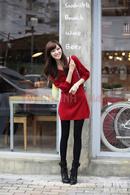 Tp. Hồ Chí Minh: Đầm suông Candy cổ tim ngọt ngào CL1363201P5