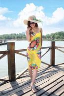 Tp. Hà Nội: Bán buôn khăn đi biển đa năng CL1590101