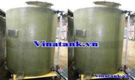 Bồn chứa hóa chất bằng composite FRP, Bọc phủ frp