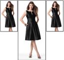 Tp. Hồ Chí Minh: Đầm xòe phi cao cấp, thời trang nữ đầm xòe 2014 CL1363201P5