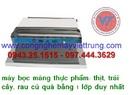 Tp. Hà Nội: Bán máy co màng nắp chai, Máy bọc màng thực phẩm, Máy co màng PE, PVC RSCL1077075