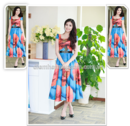 Tp. Hồ Chí Minh: Đầm xòe vintague cao cấp CL1363201P5