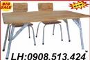 Tp. Hồ Chí Minh: Bàn ghế mầm non, bàn ghế nhựa đúc, bàn ghế giá rẻ nhất tp, HCM, chất lượng bềnđẹp CL1375494