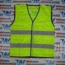 Tp. Hồ Chí Minh: Áo phản quang lưới màu xanh lá 2 sọc ngang -123 CL1346664