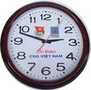 Tp. Đà Nẵng: đồng hồ quà tặng quảng cáo | làm quảng cáo trên mặt số đồng hồ treo tường CL1700641