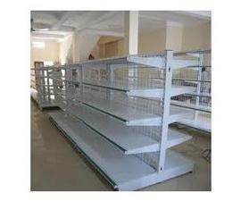 Thanh lí kệ siêu thị mới 90%