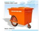 Tp. Hồ Chí Minh: Giá thùng rác 240l, thùng rác nhựa hdpe 120l, thùng đựng rác thải công nghiệp RSCL1017202