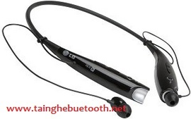 Tai nghe Bluetooth LG HBS -730 Sale off 30%