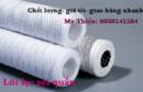 Tp. Hồ Chí Minh: Lõi lọc nước ngành xi mạ, Lõi lọc hoá chất ngành xi mạ, Lọnuowcuoc dạng sợi quấn CL1359997