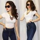 Bà Rịa-Vũng Tàu: Quần Jeans THÁI lưng cao CL1362070