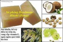 Xà bông Tinh dầu handmade Hinoki
