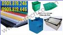 Tp. Hồ Chí Minh: Tấm nhựa pp, tấm nhựa pp danpla, tấm nhựa carton, thùng nhựa pp danpla xuất khẩu CL1359488P7
