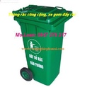 Tây Ninh: Hà Nội bán thùng rác công cộng, xe gom đẩy rác, giá siêu rẻ-bachhoa24. com CL1359488P7