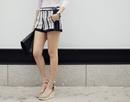 Tp. Hồ Chí Minh: Những lưu ý khi diện shorts đến công sở CL1360869