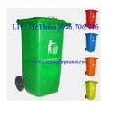 Tp. Hà Nội: Bán buôn, bán lẻ THÙNG RÁC công cộng(120l-240l)-xe gom đẩy rác(400-1000l) CL1359458